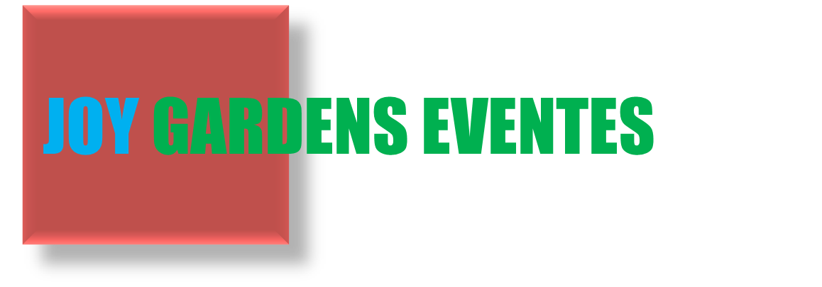 Joy Gardens Events